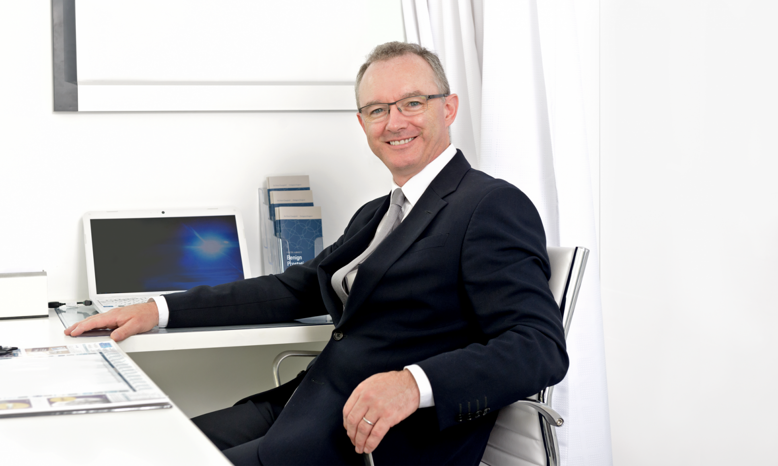 Dr Peter Campbell Urologist, Brisbane