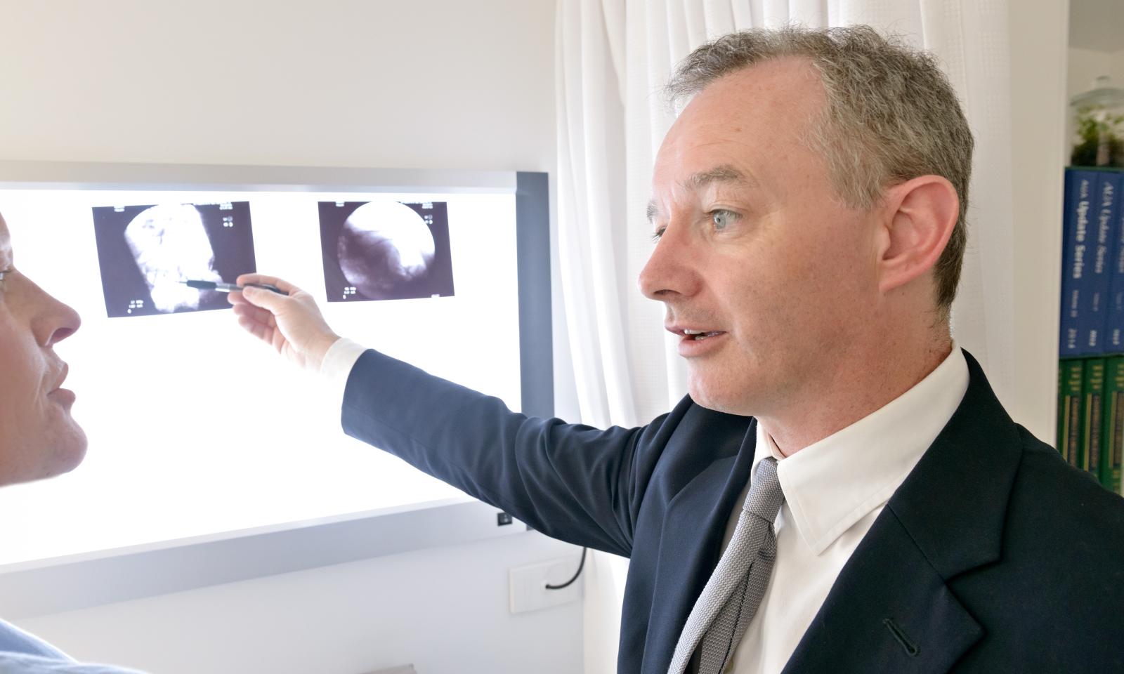 Dr Peter Campbell Urology, Brisbane