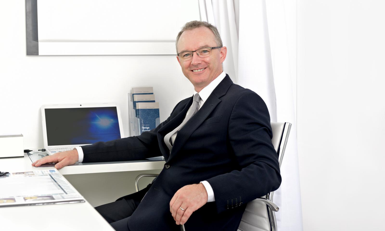 Dr Peter Campbell Urologist, Brisbane